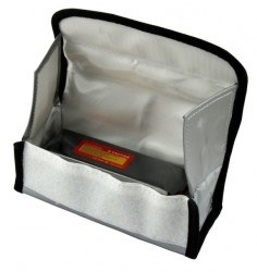 Lipo Safe Storage Bag - 18x5x7cm - Thumbnail