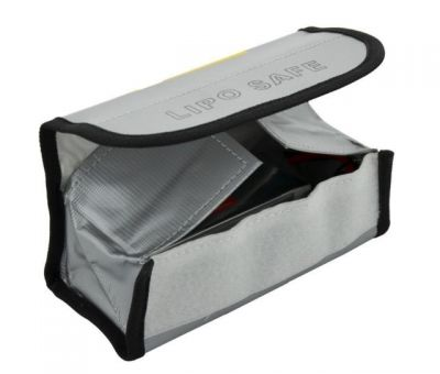Lipo Safe Storage Bag - 18x5x7cm