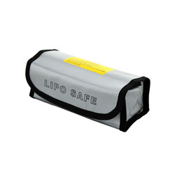 Robotistan - Lipo Safe Storage Bag - 18x5x7cm