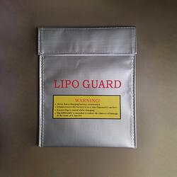 China - LiPo Saklama Çantası 18x22 cm
