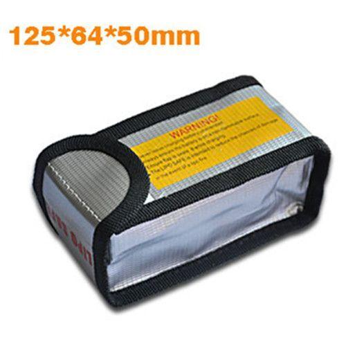 LiPo Saklama Çantası 64x50x125 mm