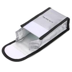 LiPo Saklama Çantası - 90x55x140 mm - Thumbnail