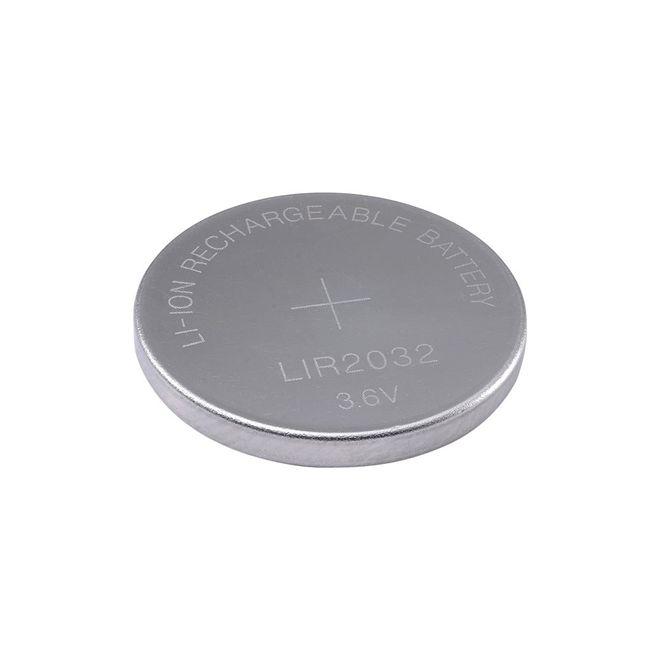 LIR2032-1HF 40 mAh Li-ion Şarjlı Pil