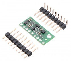 LIS3MDL 3-Axis Magnetometer Carrier with Voltage Regulator - PL2737 - Thumbnail