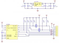 LIS3MDL 3 Eksen Regülatörlü Pusula - PL2737 - Thumbnail
