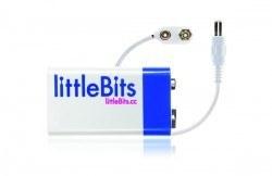 littleBits - LittleBits 9V Battery