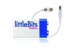 littleBits - LittleBits 9 V Battery