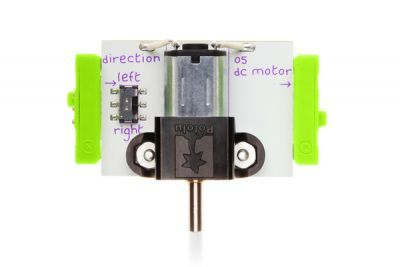 LittleBits DC Motor
