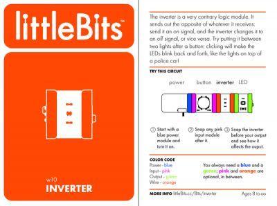 LittleBits Inverter