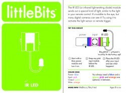 LittleBits IR Led - Thumbnail
