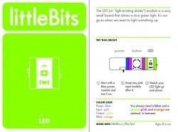 LittleBits LED - Thumbnail