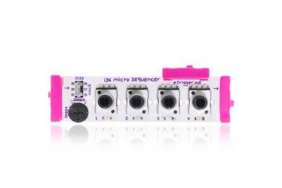 LittleBits Micro Sequencer