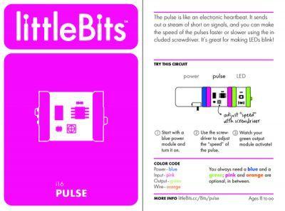LittleBits Pals