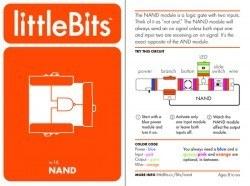 LittleBits NAND - Thumbnail