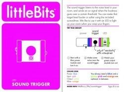 LittleBits Ses Tetikleyici - Thumbnail