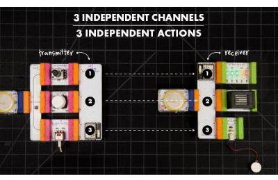 LittleBits Wireless Transmitter / Kablosuz Verici