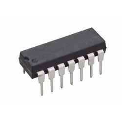 TI - LM324 - DIP14 Entegre