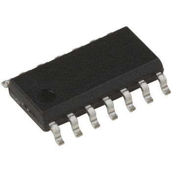 LM324 - SO14 IC
