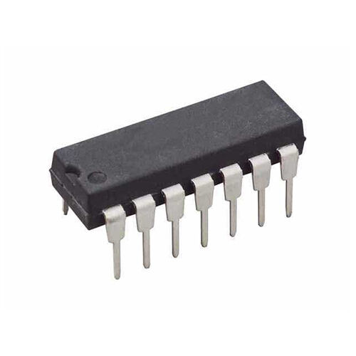 LM723 - DIP14 Entegre