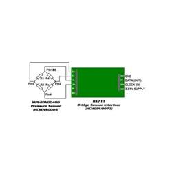 Load Cell Amplifier Board - HX711 - Thumbnail