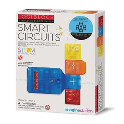 Imagine Station - Logiblocs Smart Electronics Circuit Game