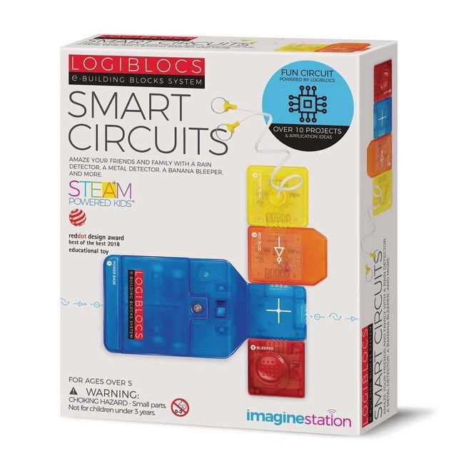 Logiblocs Smart Electronics Circuit Game
