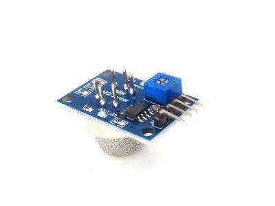 LPG/İzobütan/Propan Gaz Sensör Kartı - MQ-6