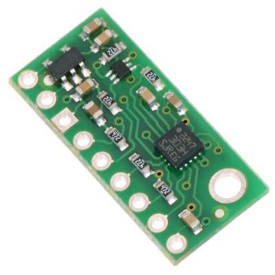 LSM303D 3D Compass and Acceleration Measurer Sensor With Voltage Regulator - LSM303D