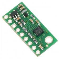 Pololu - LSM303D 3D Voltaj Regülatörlü Pusula ve İvme Ölçer Sensör - LSM303D - PL-2127