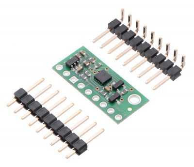 LSM6DS33 3D Accelerometer and Gyro Carrier with Voltage Regulator - PL2736
