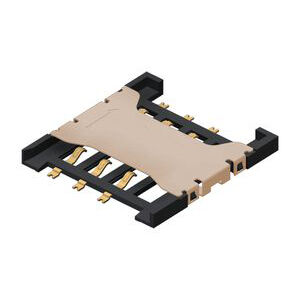LTE#790 - Micro SIM Card Connector