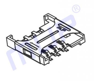 LTE#790 - Mikro SIM Kart Konnektör