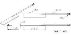 LTE-G-086 - Dahili GSM Anten - Thumbnail