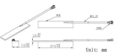 LTE-G-086 - Dahili GSM Anten
