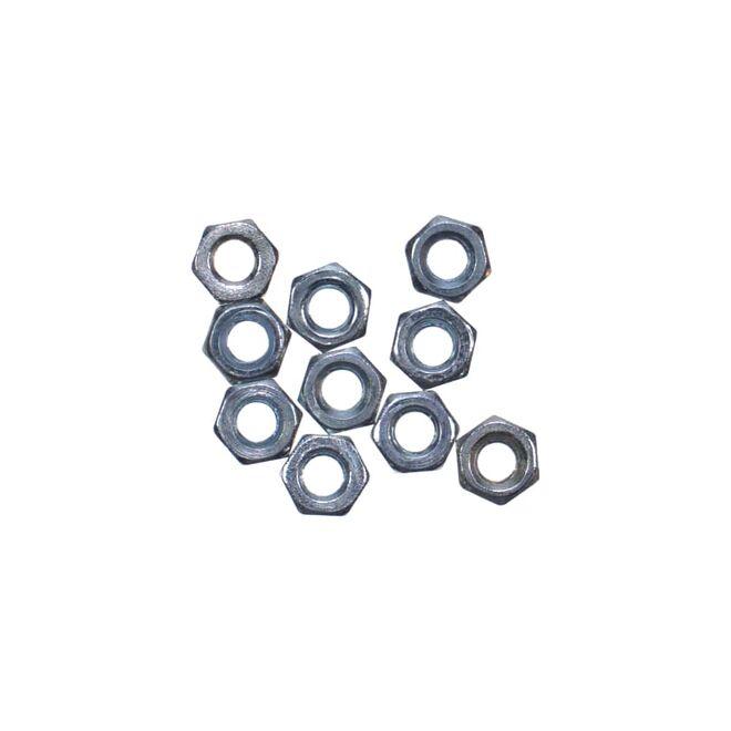 M3 Nut - 10 Pieces