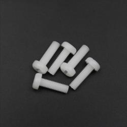 M3x10mm Plastic Screw - PS-310 - Thumbnail