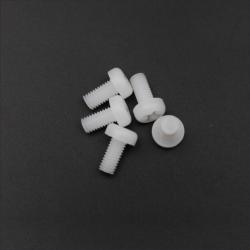 Proje Kutusu - M3x6 mm Plastik Vida