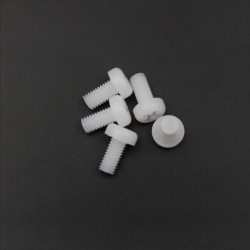 M3x6mm Plastic Screw - Thumbnail