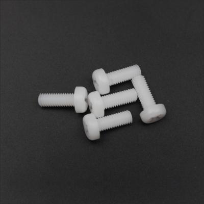 M3x8 mm Plastik Vida - PS-308