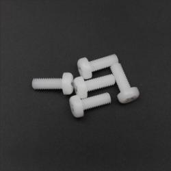 M3x8mm Plastic Screw - Thumbnail
