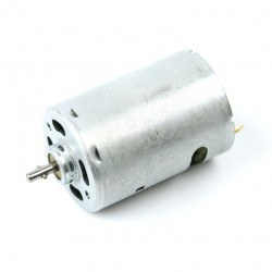 Robotistan - RS545 Redüktörsüz DC Motor