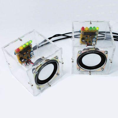 Make Yourself - Mini Speaker Kit