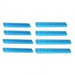 Makeblock 0824 Orta Boy Kiriş Paketi - Medium Beam 0824 Robot Pack - Blue - 95002 - Thumbnail