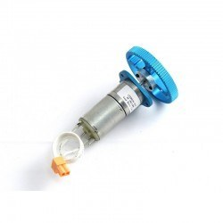 Makeblock 25 mm DC Motor Paketi - 25 mm DC Motor Pack-Blue - 95010 - Thumbnail