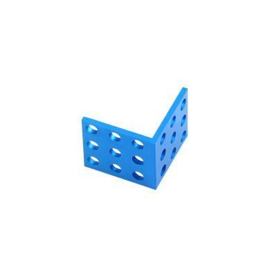 Makeblock 3x3 Tutacak Mavi (4 Adet)- Bracket 3x3 - Blue (4 Pack) - 61500