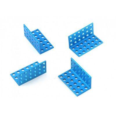 Makeblock 3x6 Tutacak Mavi (4 Adet)- Bracket 3x6 - Blue (4 Pack) - 61508