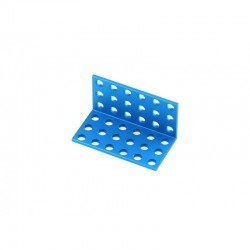 Makeblock 3x6 Tutacak Mavi (4 Adet)- Bracket 3x6 - Blue (4 Pack) - 61508 - Thumbnail