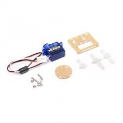 Makeblock 9g Mikro Servo Paketi - 9g Micro Servo Pack - 95026 - Thumbnail