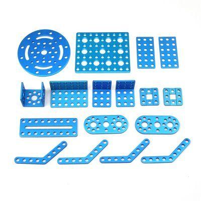 Makeblock Bağlantı Parçaları Paketi - Bracket Robot Pack - Blue - 95045