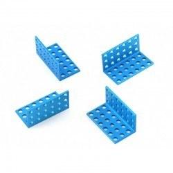 Makeblock Bracket 3x6 - Blue (4 Pack) - Thumbnail